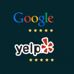 Over 120 Five Star Reviews on Yelp & Google